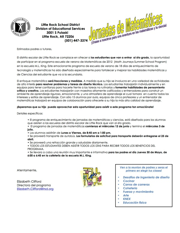 parent letter Spanish (1)